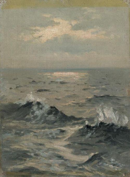 Seascape - John Singer Sargent