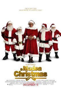 Tyler Perry's A Madea Christmas (2013) Poster
