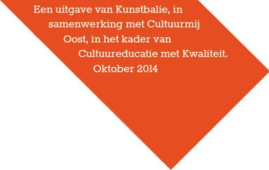 Culturele competenties (onderzoeken, creëren en reflecteren)