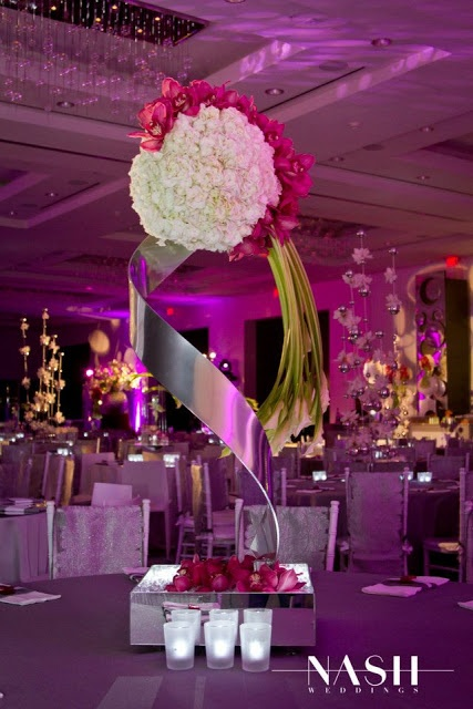 17 best images about orb centerpieces on pinterest kissing ball receptions and floral - Fabulous flower stand ideas to display your plants look more beautiful ...