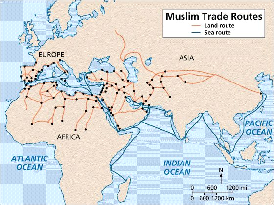 spread of islamic civilization Spread of islamic civilation essaysdbq #: spread of islamic civilization from its  beginnings in arabia to its extensive empire encompassing the middle east,.