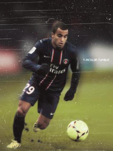 Lucas, Paris Saint Germain