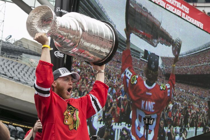 Trading Patrick Kane might be Blackhawks' only move