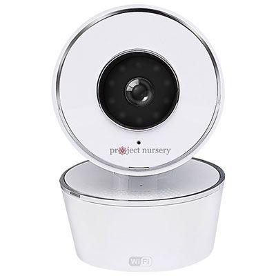 Projekt Kindergarten Wi-Fi Baby Monitor mit Nachtsicht und Zoom / Pan / Tilt (PNMWIFIACP)   – Products