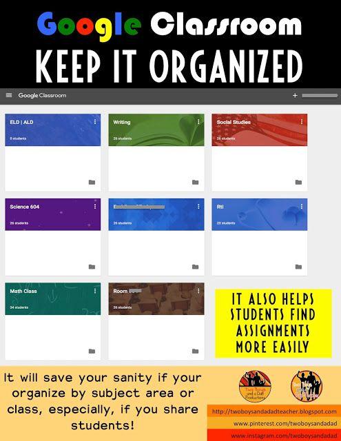 25+ best ideas about Google classroom on Pinterest | Google ...