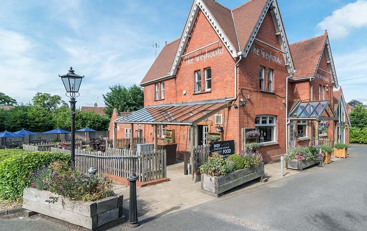 The Greyhound, Finchampstead