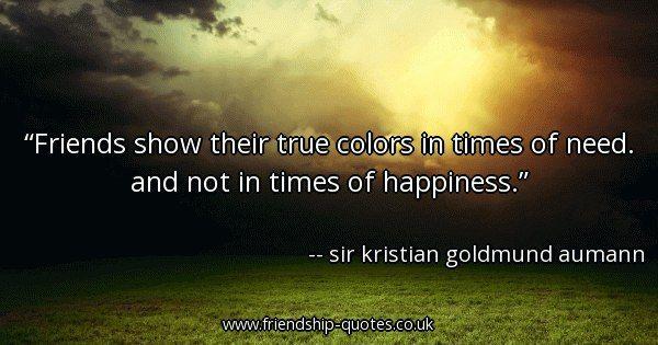 Friendship Has No Color Quotes