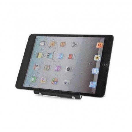 Classic Tablet Houder, geschikt voor Ipads en Android tablets met maximale scherm afmeting van 10''. De Classic Tablet houder is handig in gebruik en uitgevoerd in oerdegelijke kwaliteit.
