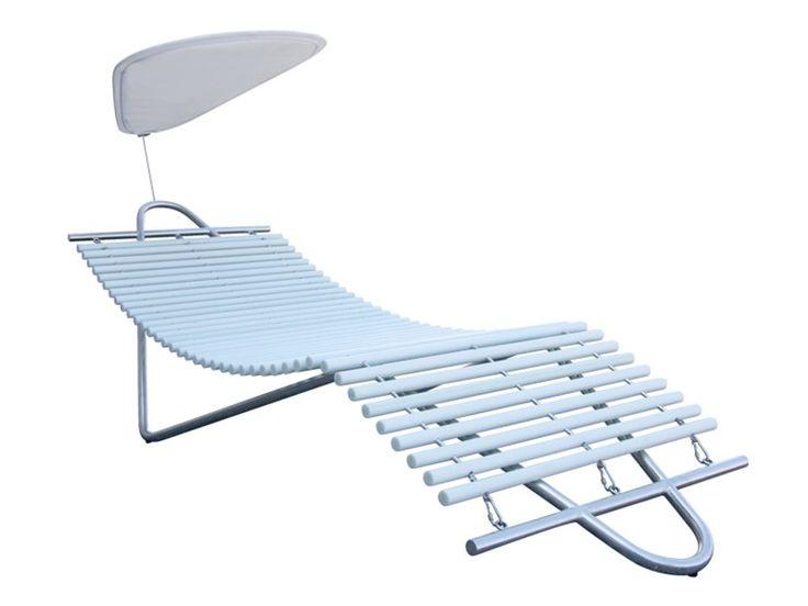 Chaise Longue De Jardin sur Pinterest  Chaise longue jardin, Chaise ...