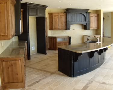 Mixed Cabinet Colors For The Home Pinterest Wood Colors Woods And Kitchens