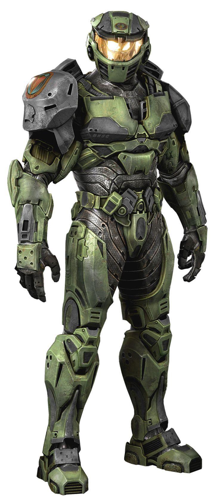 Spartan Jerome Halo Armor Halo Cosplay Halo Spartan