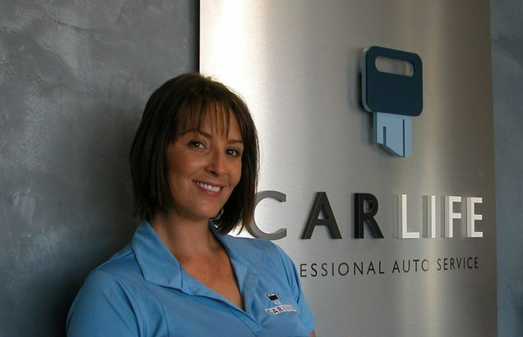 Elsie: Owner/Operator & Service Manager of Carlife Auto Repair of Scottsdale.