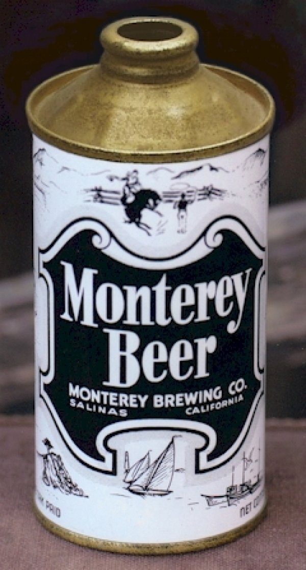 Monterey Brewing Salinas CA