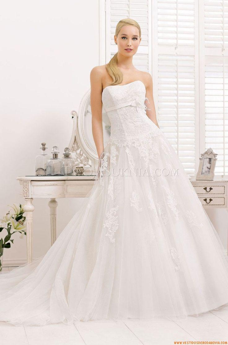 fajo para Vestido de novia Divina Sposa DS 132-24 2013