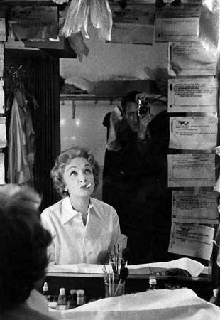 Marlene Dietrich by William Claxton