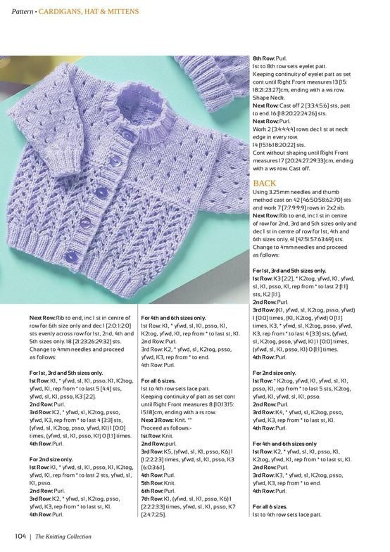 Best of 2010 Top Ten Patterns for Knitted Pullovers+The Best of Knitscene+The Knitting Collection №1+The Best of Interweave Crochet The Knitting Collection №1_104