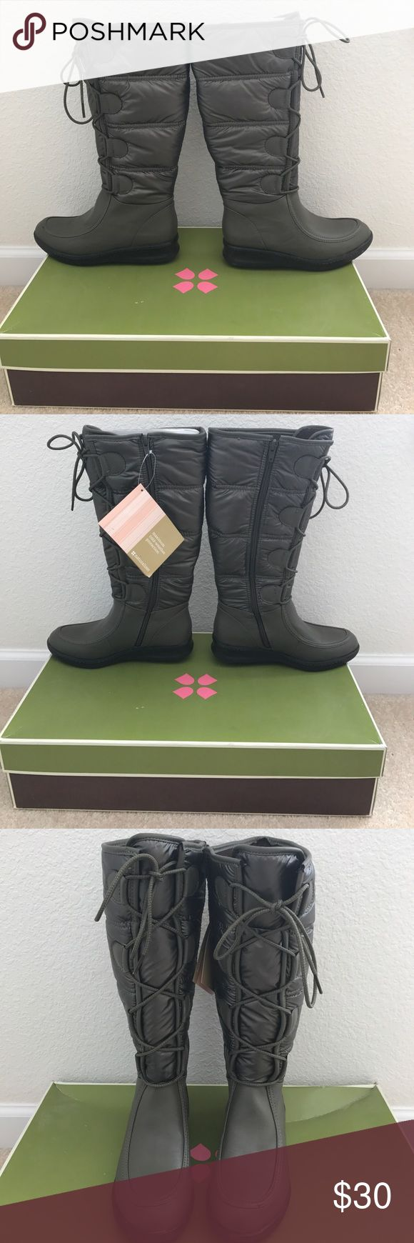 ❣️NATURALIZER❣️COLD WEATHER BOOTS❣️ ❣️NATURALIZER❣️COLD WEATHER BOOTS❣️CALF ZIPPER❣️OLIVE COLOR❣️BRAND NEW❣️NEVER BEEN WORN❣️EXCELLENT CONDITION❣️ Naturalizer Shoes Winter & Rain Boots