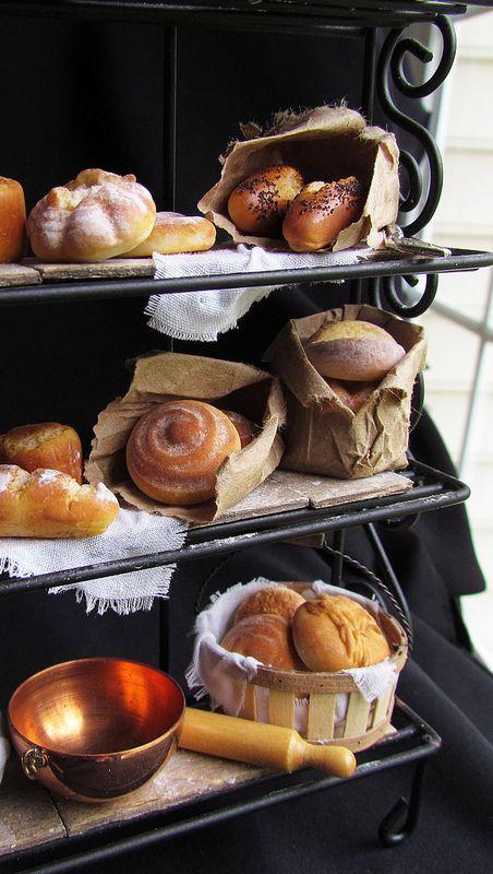 Bread rack, Betsy Niederer