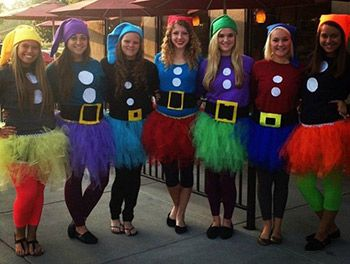 30 Creative Group Halloween Costumes - Fastweb  sc 1 st  Pinterest & 8 best Halloween costumes images on Pinterest | Group costumes ...