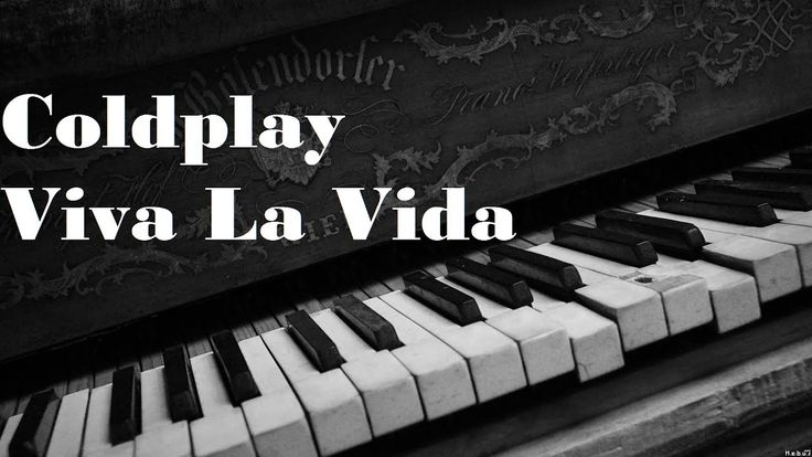 How to play Coldplay - Viva La Vida