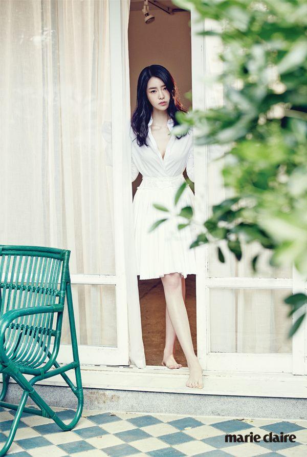 2014.06, Marie Claire, Im Ji Yeon
