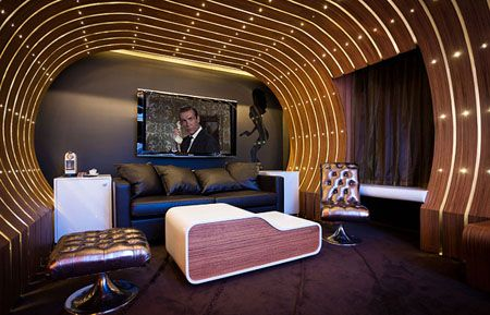 DORMITORIO JAMES BOND 007 via www.dormitorios.blogspot.com