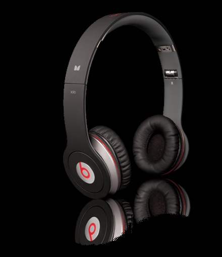 Monster beats solo HD headphones with control talk in black  $169.00