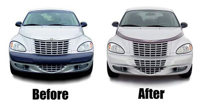 B Fd A C E D on Chrysler Pt Cruiser Custom Accessories