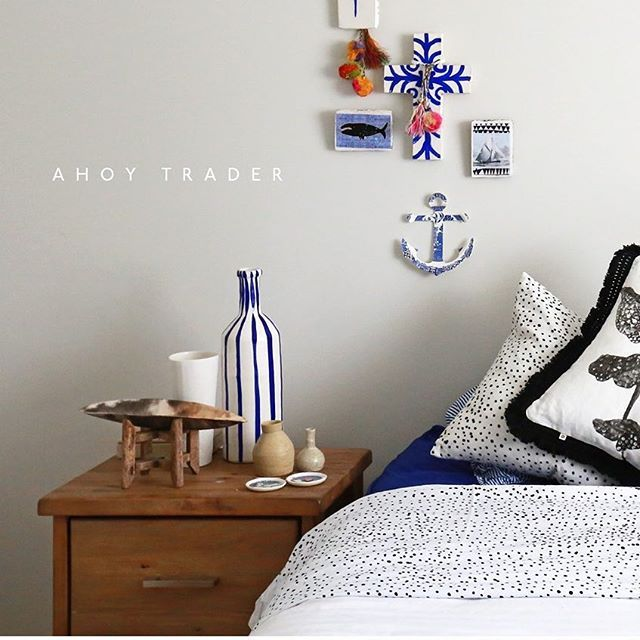 Salt Living | For those who live by the sea #ahoytrader #jaivasicek