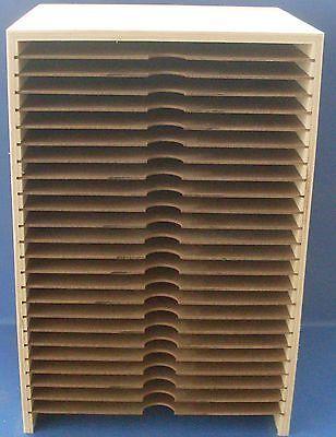 scrapbooking paper storage 12 scrapbook storage pinterest. Black Bedroom Furniture Sets. Home Design Ideas