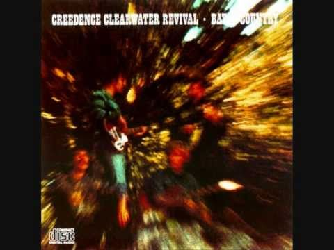 Creedence Clearwater Revival - Bayou Country 1969