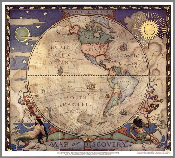 Mejores 15 imgenes de map it out en pinterest mapas antiguos related image gumiabroncs Images