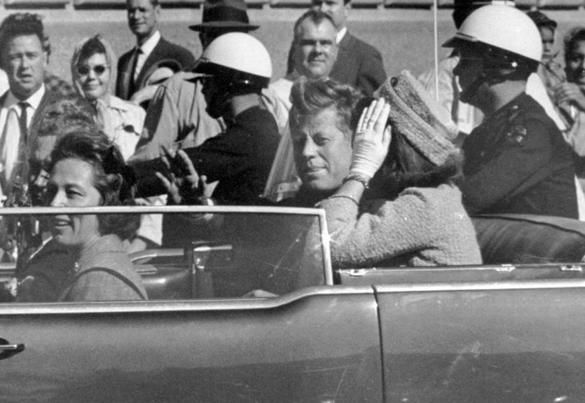 President Trump said in a tweet Saturday that he would allow the release of thousands of never publicly seen documents on President John Kennedy's assassination.