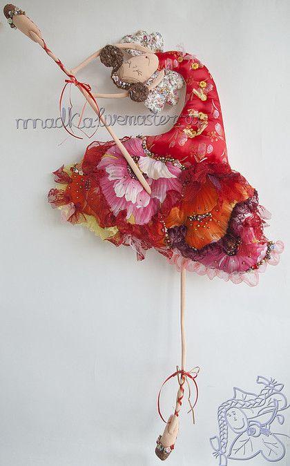 Коллекционные куклы ручной работы. Ярмарка Мастеров - ручная работа Балет, балет, балет.... Handmade.