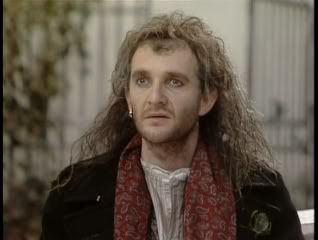 Feste  hair reference  extensions, I think  Twelfth Night at the Movies: 1988 - What You Will