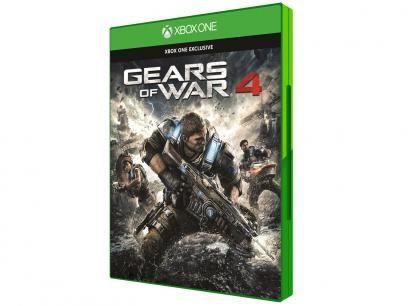 Gears of War 4 para Xbox One Microsoft - Pré-venda com as melhores condições você encontra no Magazine Jremanuel. Confira!