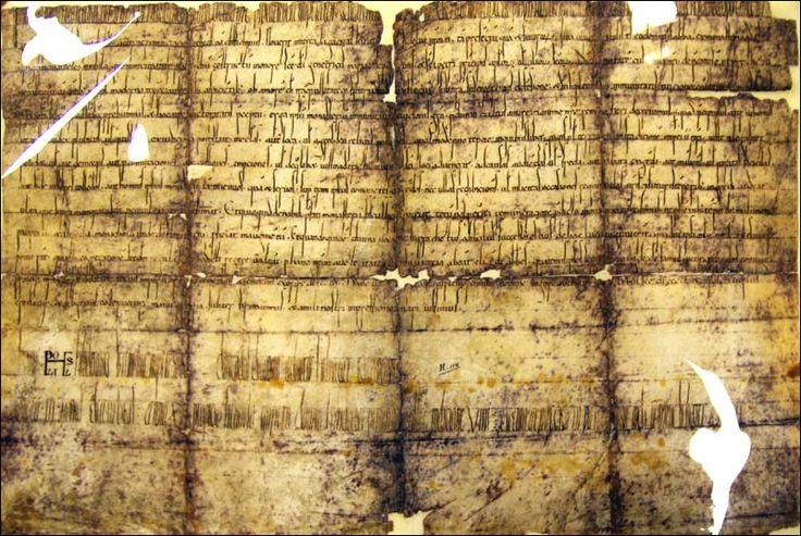 Diplome de Louis le Pieux de 821- Archives Départementales du Gard- LOUIS LE PIEUX 7) PERIODE DE REVOLTES ET GUERRES CIVILES 7.6: GUERRE CIVILE DE 834 ET RETABLISSEMENT DE LOUIS LE PIEUX, 1: Les résultats obtenus par LOTHAIRE en 833 ne correspondaient pas aux voeux de LOUIS et le PEPIN. Ils reprirent les armes et la lutte continua. Une coalition entre Louis le Pieux, LOUIS DE BAVIERE et PEPIN (avec BERNARD) se forme d nouveaux contre LOTHAIRE.