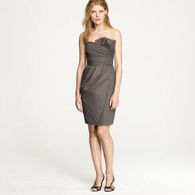 cotton taffeta Gabby dress