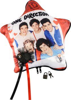 One Direction: 1D blød, hemmelig dagbog