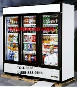 TRUE GDM 72 GLASS DOOR COOLER ONLY $2599 CAD.  DELIVERY ACROSS CANADA.  PLEASE VISIT OUR WEBSITE FOR DETAILS.  www.ancasterfoodequipment.com