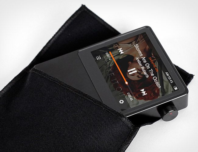 The Astell & Kern AK100 portable audio system aims to be the iPod of audiophiles.
