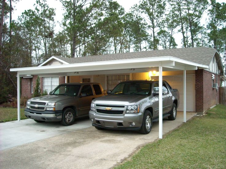 Best 25 free standing carport ideas on pinterest patio for Free standing carport plans