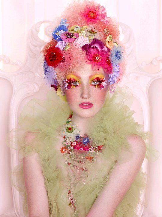 Colorful Makeup | colorful-makeup-Tarina-Tarantino-2.jpg