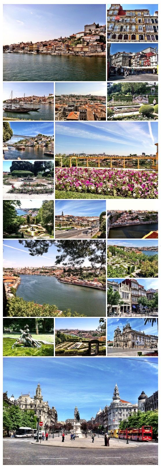 Porto Lookbook: Porto! A City of Fantasy - via Jetset Times 14.06.2014 | Porto is Portugal's second largest city, embedded alongside the River Douro and the Atlantic Ocean on the northwestern coast of the country. | #portugal #porto #wine