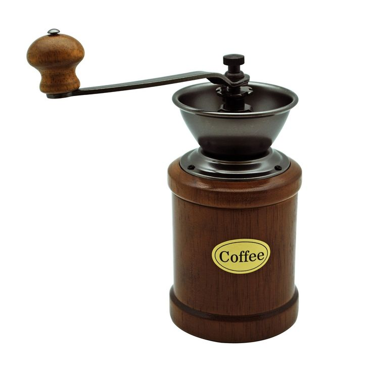 Manual Coffee Grinder with Wood Container * You can find more details by visiting the image link.