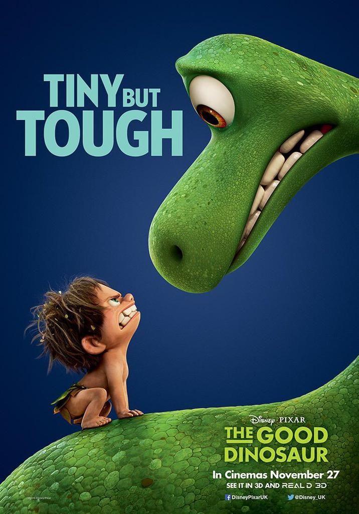 The Good Dinosaur Movie Clip Butchs Scar  Fandango