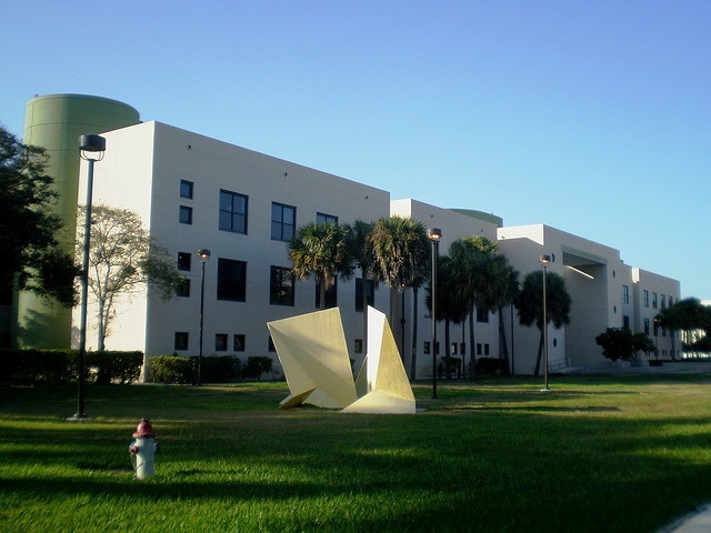 Florida Atlantic University in Boca Raton, Florida