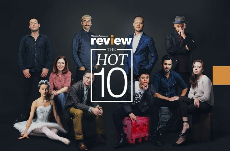 The Weekend Australian Review - The Hot 10