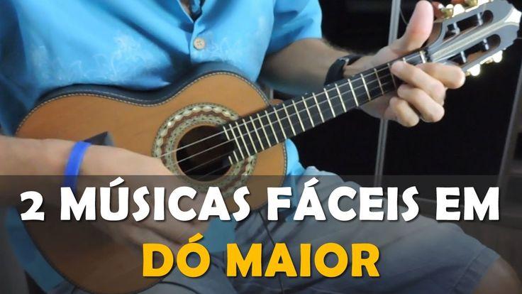 2 Músicas Fáceis no Quadradinho de Dó Maior | Cifrasdesamba.com.br
