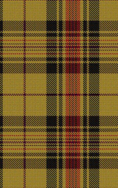 Welsh Morgan tartan/plaid